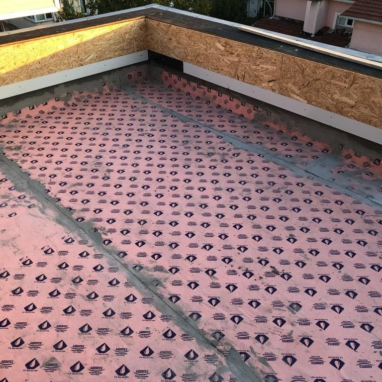 WATERPROOFING COVERS